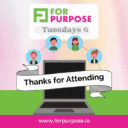 For Purpose Graduate Programme Tuesdays Thanks for Attending 2021