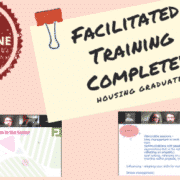 Completed Facilitated Training