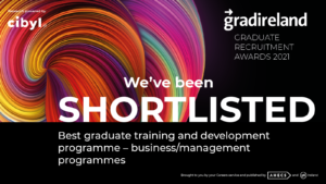 for purpose graduate programme gradireland awards 2021