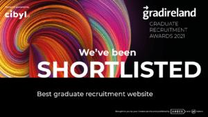For Purpose graduate programme gradireland awards nomination 2021