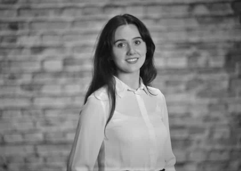 Eilis O'Boyle Digital Marketing Trainee For Purpose