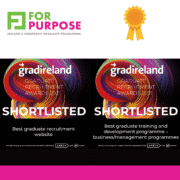 for purpose gradireland graduate recruitment awards